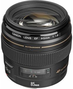 Canon Lens EF 85 mm 2