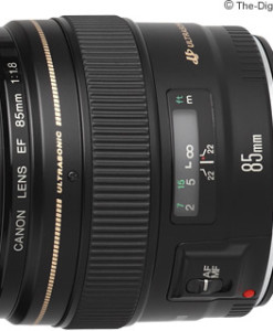 Canon Lens EF 85 mm