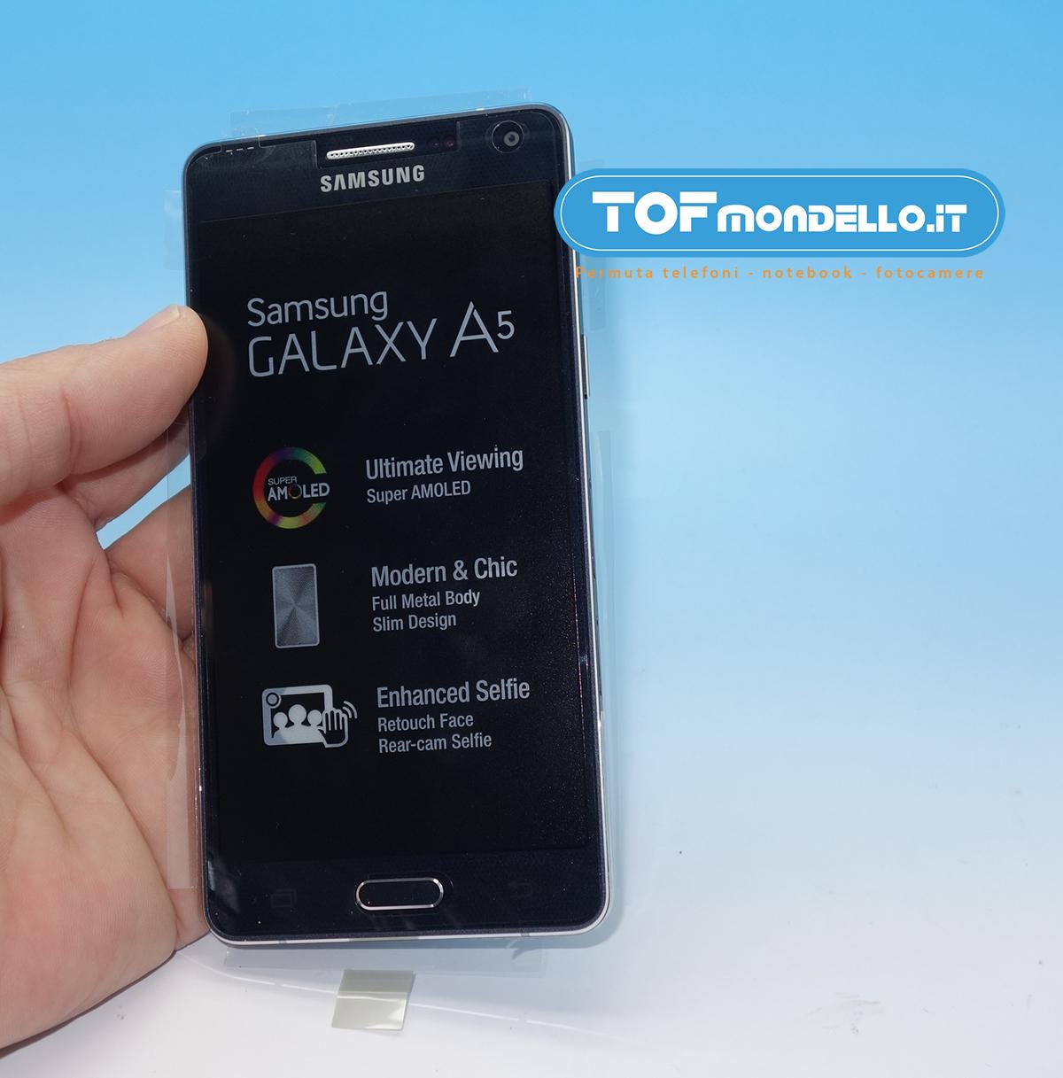 Samsung a5 1 tof mondello telefoni cellulari usati fotografia informatica palermo - Samsung dive italia ...
