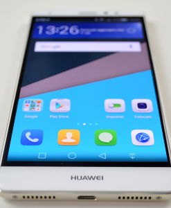 Huawei Mate S Bianco