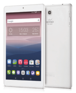 Wind Tab 8 4G Bianco