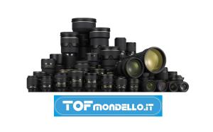 obiettivi ootografici