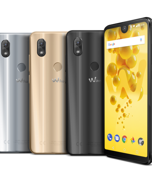 Wiko-View-2-MWC2018-A