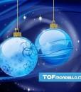 Natale in blu