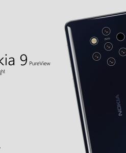 Nokia 9 PureView 8