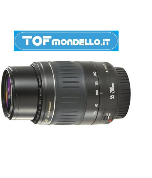 Canon EF 55-200mm f/4.5-5.6 II