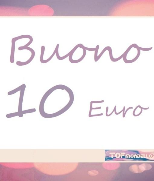 Buono 10 Euro - 880
