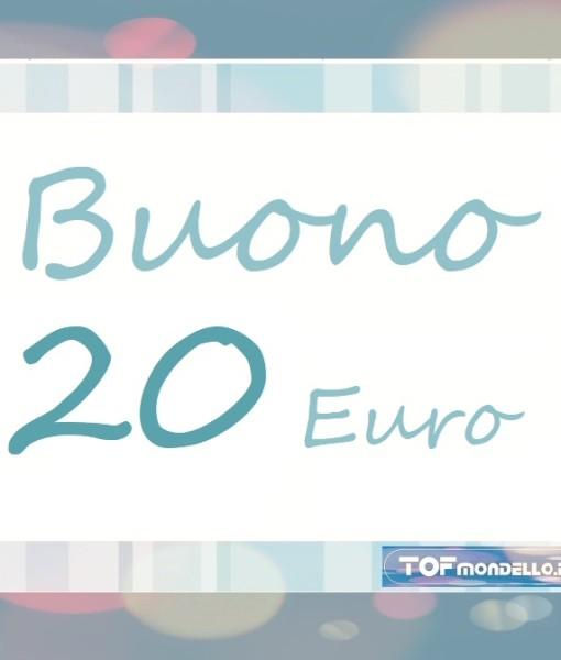 Buono 20 Euro - 880