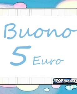 Buono 5 Euro - 880