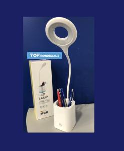 Lampada Led Usb - Porta penne