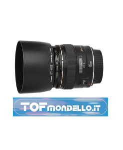Canon lens EF 85mm 1:1.8