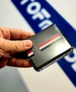 Samsung Z Flip Thom Browne
