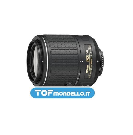 Nikon DX AF-S NIKKOR 55-200 mm 1:4-5.6G ED