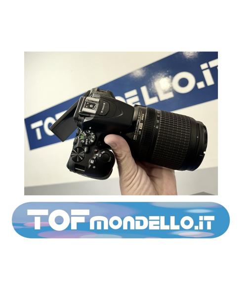 NIKON D5600 + 18-140mm G ED VR