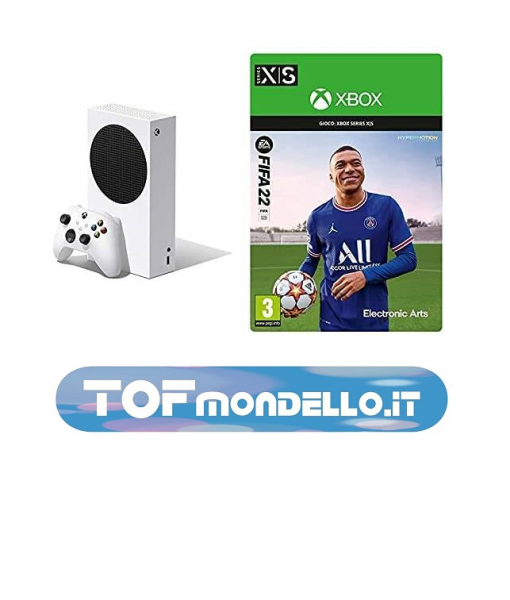 Xbox Serie S All Digital - FIFA 22