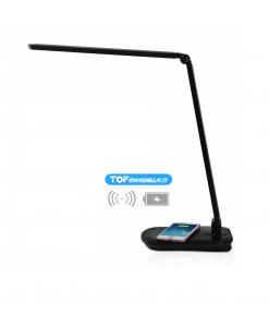 Lampada Led - Caricatore Wireless per cellulari -