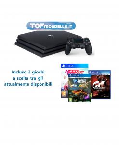 Sony Ps4 + 2 Giochi